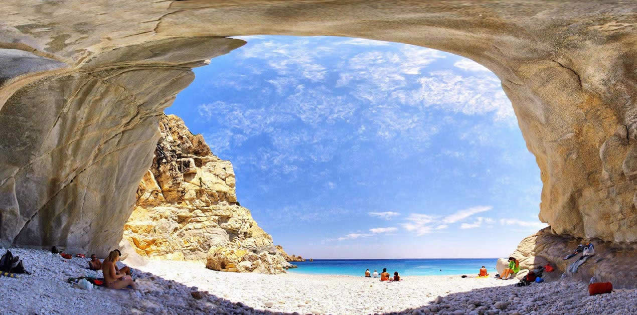 Παραλίες Ικαρία